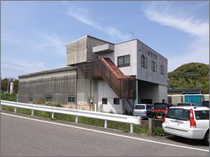 シャーリング工場